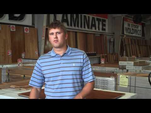 Shaw Flooring EPIC Hardwood Floor Demonstration