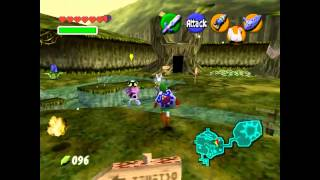 The Legend of Zelda: Ocarina of Time - Cap. 13 - El bosque Perdido