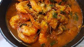 An Amazing Jumbo Shrimp Seafood Recipe Delicious &amp Tasty
