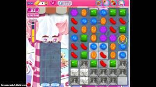 Candy Crush Saga Level 499 Walkthrough No Booster