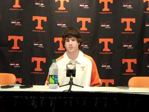 Tyler Bray Video Interview (8-1-11)