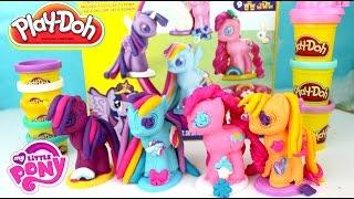 Play Doh My Little Pony  Play Doh en Español| Mundo de Juguetes