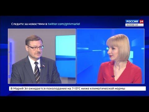 Смотреть фото Россия 24. Интервью 21 02 2018 новости Россия