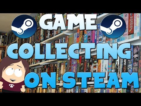 Secrets To Game Collecting On Steam || 1000 Games For $60?