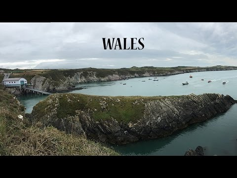 Visiting Wales - Traveling through the United Kingdom
