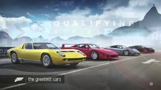 Forza 6 Career mode 01 Introduction & Qualifing (60fps)