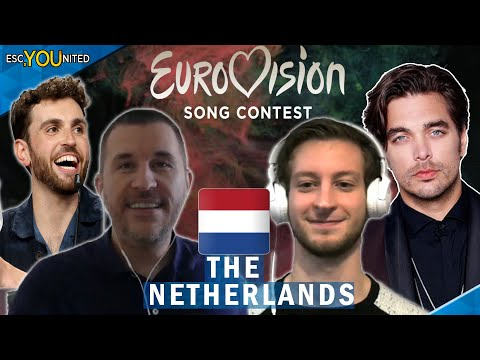 The Netherlands in Eurovision: All songs from 1956-2020 - REACTION