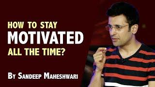 Power of thinking --  A motivational video by Sandeep Maheshwari