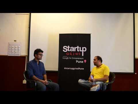 Anshuman Singh (Interviewbit.com) at Startup Grind Pune