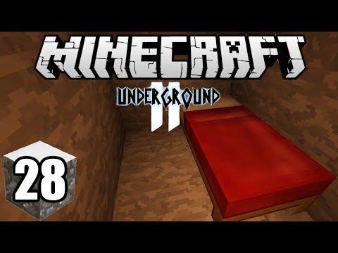 Minecraft Indonesia - Underground 2 : Kasur Misterius! (28)