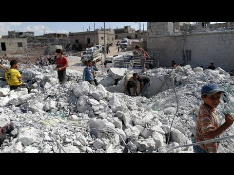 Syria & Iraq Airstrikes: A Civilian Killing Clusterf**k