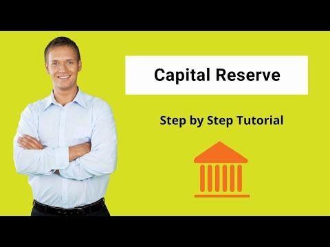 Capital Reserve |
