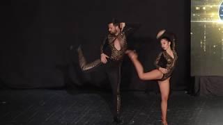 Aytunç Bentürk D.A yıl sonu gösterileri 2017 Onurcan&Yağmur Salsa Show