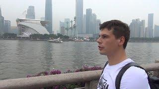 Фриланс и танцы. Можно ли заработать на яхту? - Наши в Китае #17