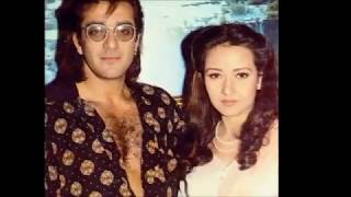 Bollywood Hero Sanjay Dutt Rare And Unseen Image