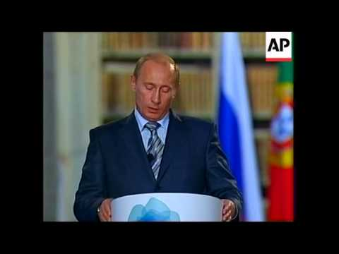 WRAP Putin compares missile shield to Cuban standoff, US reax