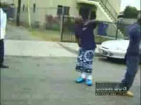 C-Walk - It's A Way Of Livin: 112 Broadway Gangster Crips