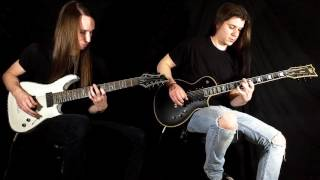 Eternal Void - SOLIPSIST GUITAR PLAYTHROUGH // Pure Metal Collective