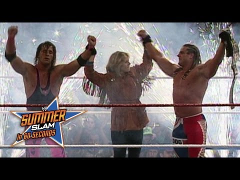 SummerSlam in 60 Seconds: SummerSlam 1992