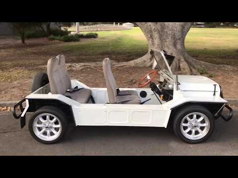 1979 Leyland Mini Moke Californian style Immaculate Review sounds Walk around www.SunRiseCars.com.au