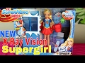 DC SuperHero Girls X Ray Vision  Supergirl Play Set (New Toys From DC SuperHero Girls)