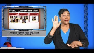 Sign1News 11.18.19 - News for the Deaf community powered by CNN in American Sign Language (ASL).