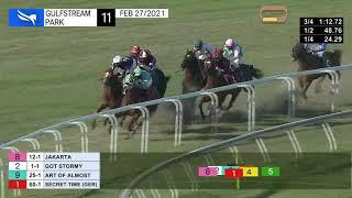Vidéo de la course PMU HONEY FOX S.