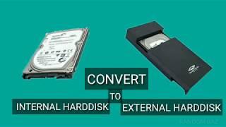3.5 inch INTERNAL HARD-DISK TO EXTERNAL USB HARD DISK.