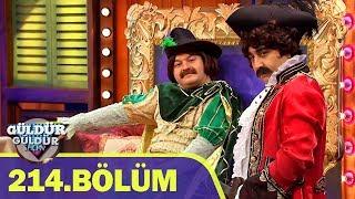 Güldür Güldür Show 214.Bölüm (Tek Parça Full HD)