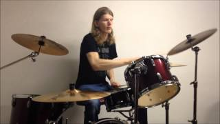 Ramones - I Remember You (Drum Cover)