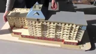 3D Architecture Using Stereolithography
