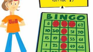 How to play the bingo game Crazy T