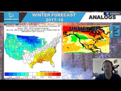 2017-18 Winter Forecast