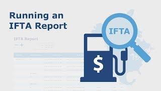 How to Run an IFTA Report | Fleet Compliance