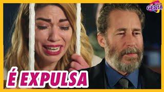 Mehmet EXPULSA EFSUN de sua CASA  em  'Minha Vida' | por FG