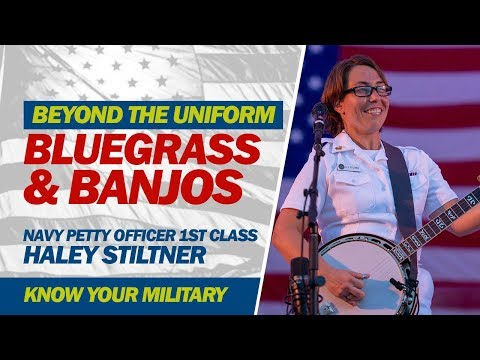 Beyond the Uniform: Bluegrass And Banjos