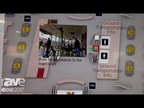 DSE 2017: Four Winds Interactive Shows Enhancements to Popular Wayfinding Software