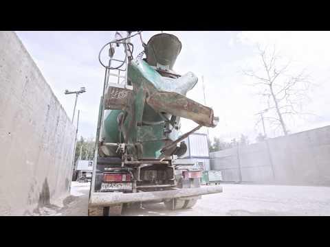Бетон. Бетонный завод. Купить бетон в Москве. Купить бетон в Московской области.