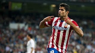 Diego Costa Welcome To Atletico Madrid 2017 ● Amazing Goals