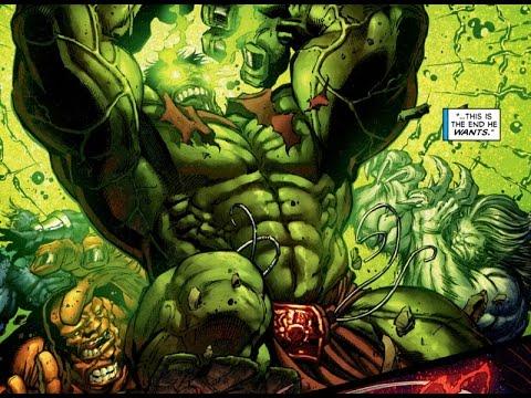 hulk vs blue marvel full analysis youtube