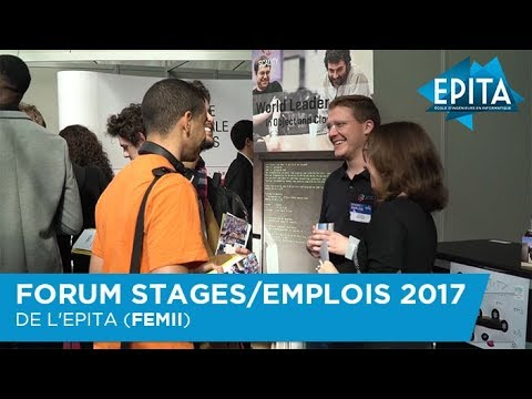 Forum Stages/Emplois 2017 de l'EPITA (FEMII)