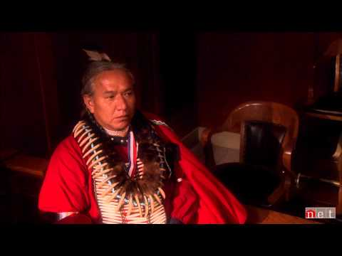 Chief Standing Bear - Ron Hull Remembers