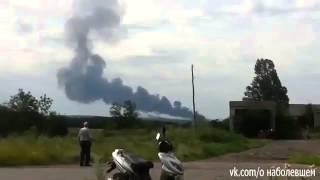ATENCIÓN: Avión de la compañía Malaysian se estrella en Ucrania