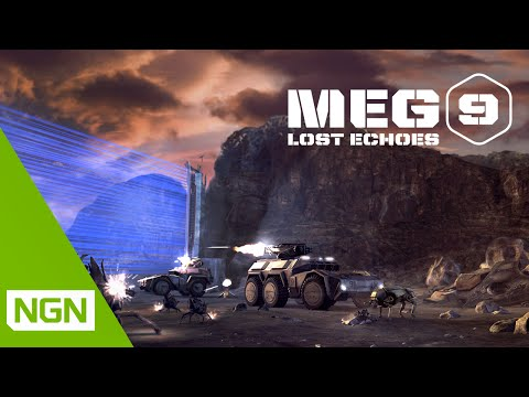 Take on a Rogue AI on a Barren World with MEG 9: Lost Echoes | PAX West 2016