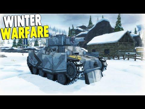 WARGAMES in Winter Warfare Battlefield Operation | Valkyria Chronicles 4 Gameplay