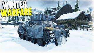 WARGAMES in Winter Warfare Battlefield Operation   Valkyria Chronicles 4 Gameplay