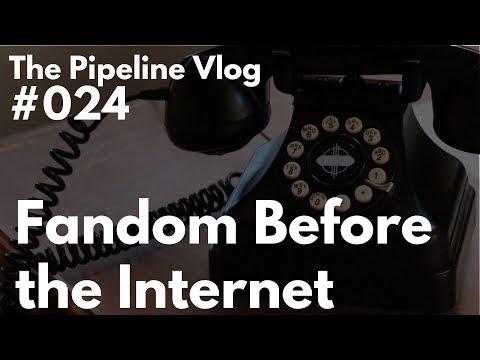 Vlog 024: Comics Fandom Before the Internet