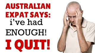 Australian Expat Quits.  Includes ❤️ FREE Financial IQ and Mindset Book