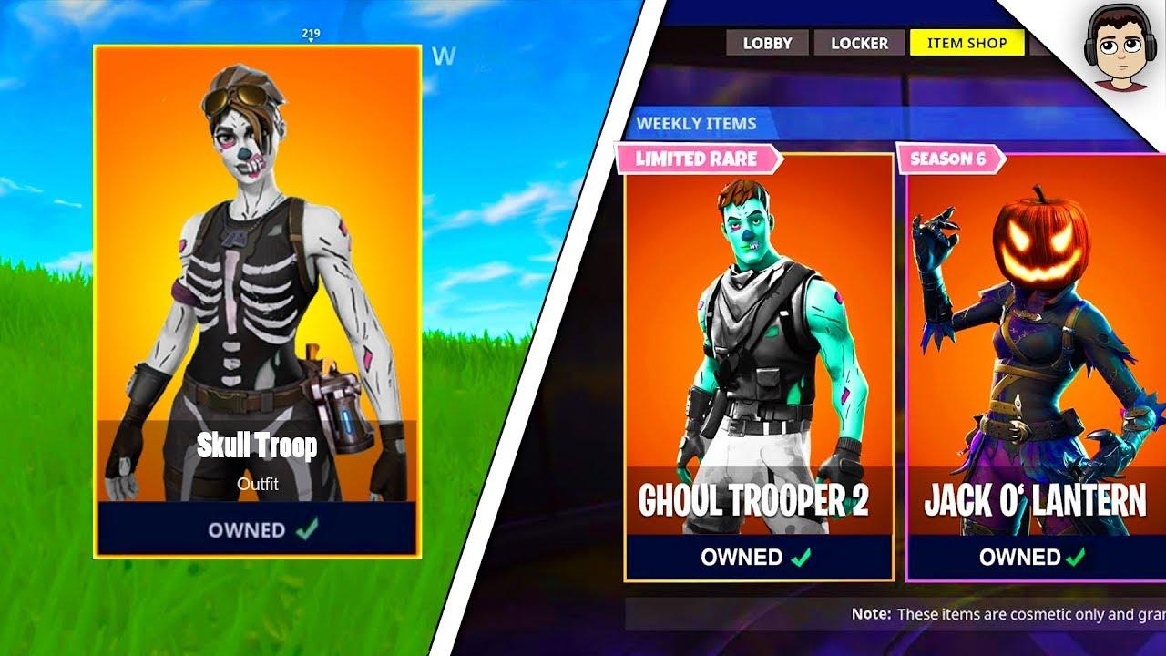 All Halloween Skins Fortnite 2018.All Halloween Skins Fortnite 2018 Fortnite Free Xbox Accounts