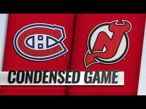 11/21/18 Condensed Game: Canadiens @ Devils